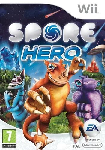 Nintendo Wii Game Review: Spore Hero