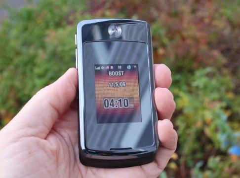 boost mobile i9 folded