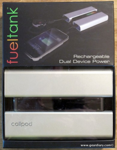 The Callpod Fueltank DUO Rechargeable Dual Device Power Review