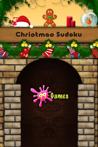 Christmas Sudoku for the iPhone/iPod Touch Review