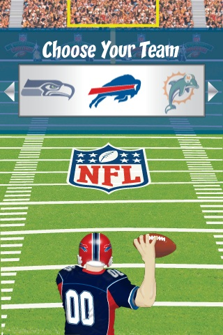 Review:  NFL Quarterback Challenge for iPhone OS