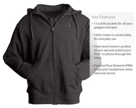 Scottevest Cotton Hoodie Review
