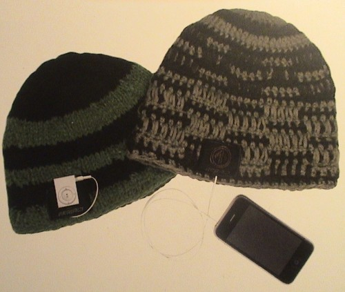 Review:  Aerial7 Sound Disk Beanie