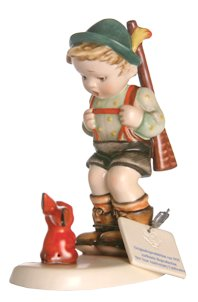 The Decline and Fall of the Hummel Figurine