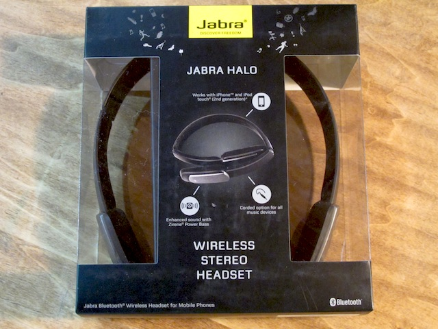 jabra halo bluetooth headphones review geardiary. Black Bedroom Furniture Sets. Home Design Ideas
