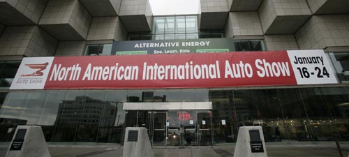Detroit updates: Keep up with all the 2010 NAIAS news
