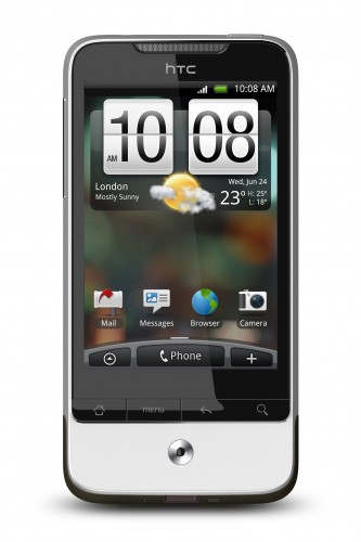 HTC Introduces the Legend and Desire Android Phones