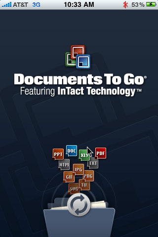The Documents to Go Premium 3.1 for iPhone Review