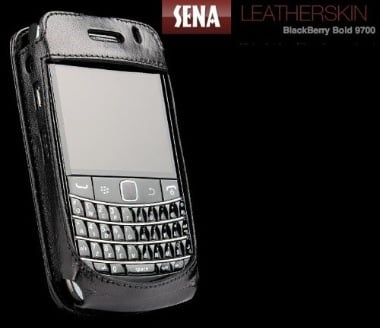 Sena Leatherskin for Blackberry Bold 9700 - Review