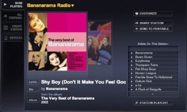 Rediscovering The Music of My Youth With Slacker Radio