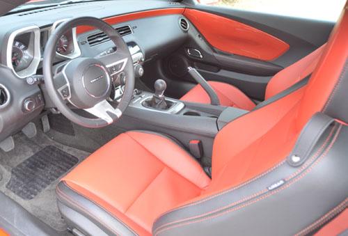 2010 Chevy Camaro RS