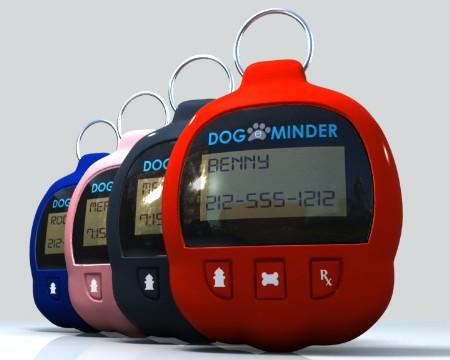 Dog-e-Minder for the Absent Minded Pet Owner