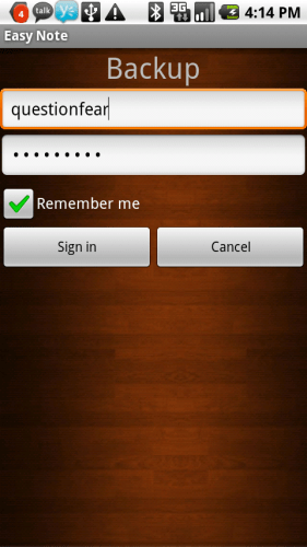 Review: Easy Note+Todo for Android