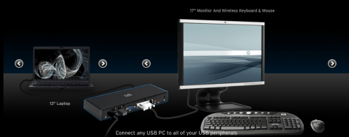 Review:  HP USB 2.0 Docking Station  Review:  HP USB 2.0 Docking Station