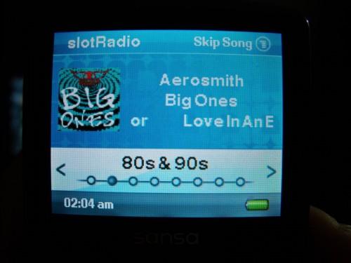 Review: Sandisk SlotRadio+ Billboard Hits