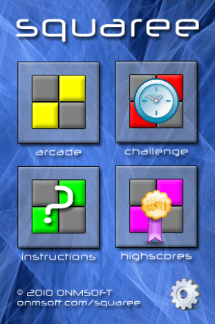 Pleasantly Waste Time with Onmsoft's Squaree Puzzle Game