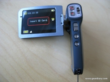 Aluratek Cinecam HD DV Camcorder- Review