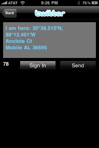 Navigon Pushes out MobileNavigator for iPhone version 1.50  Navigon Pushes out MobileNavigator for iPhone version 1.50