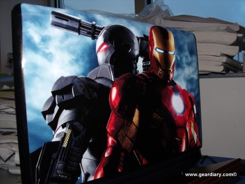 Marvel Superheros Come to Gelaskins