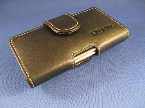 PDAir Leather Case for Zune HD Review