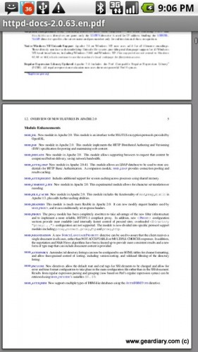Reading PDFs on Your Android Tablet or Phone