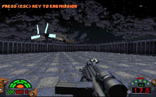 Star Wars Dark Forces (1995, FPS): The Netbook Gamer