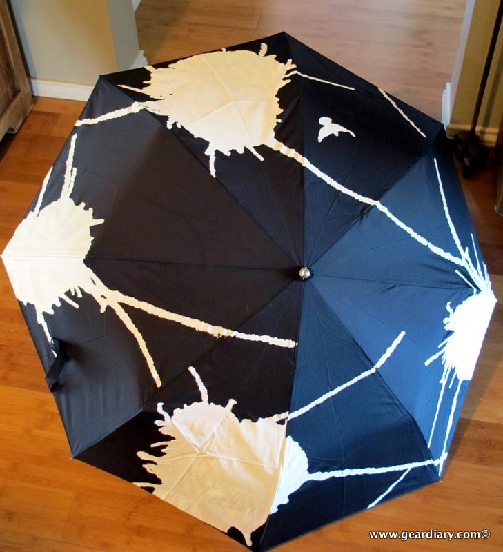 The UrbanTrim Squidarella Color Changing Umbrella Review