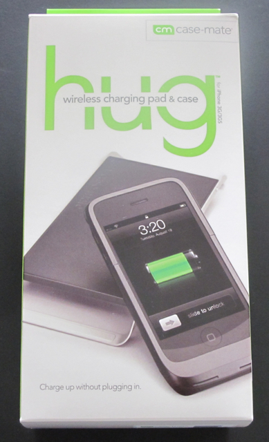 Good-bye Case-Mate Hug Wireless Charging System for the iPhone; We Hardly Knew You!