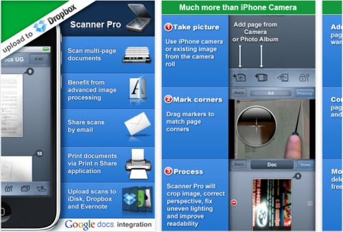 The Approval of Readdle's Scanner Pro 2.0 Raises Questions...