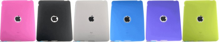 Review:  WirelessGround iPad Silicone Skin  Review:  WirelessGround iPad Silicone Skin
