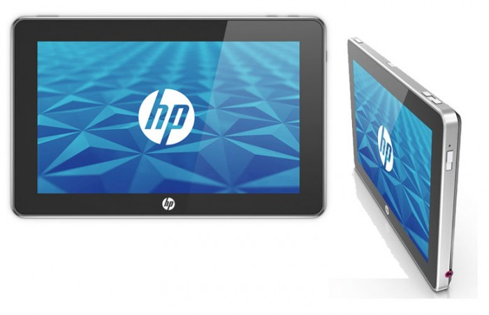 "HP Offers A Slate/Tablet Option That Doesn't Begin With the Letter ""i"""
