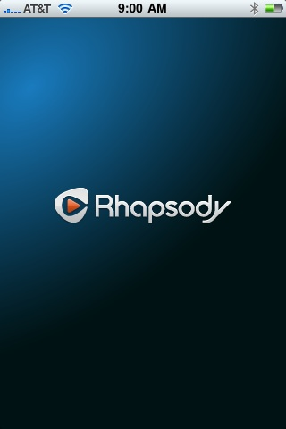 Rhapsody Just Got Me Back As a Customer... Rhapsody For iPhone Review