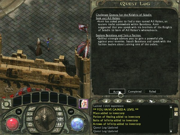 Lionheart: Legacy of the Crusader (2003, RPG): The Netbook Gamer  Lionheart: Legacy of the Crusader (2003, RPG): The Netbook Gamer  Lionheart: Legacy of the Crusader (2003, RPG): The Netbook Gamer  Lionheart: Legacy of the Crusader (2003, RPG): The Netbook Gamer  Lionheart: Legacy of the Crusader (2003, RPG): The Netbook Gamer  Lionheart: Legacy of the Crusader (2003, RPG): The Netbook Gamer  Lionheart: Legacy of the Crusader (2003, RPG): The Netbook Gamer  Lionheart: Legacy of the Crusader (2003, RPG): The Netbook Gamer