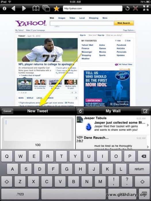 Multitasking for iPad Review