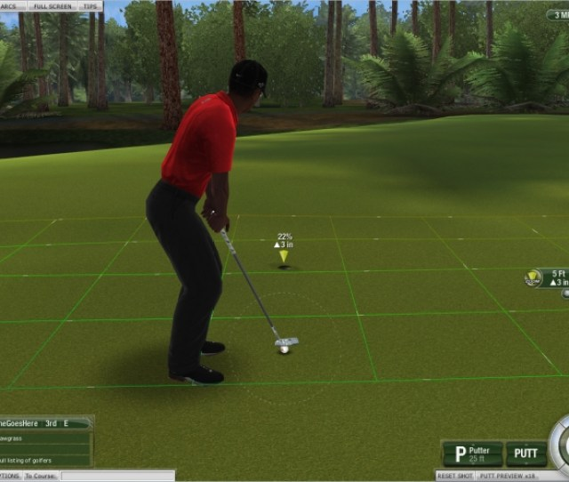 Geardiary Tiger Woods Pga Tour Golf Mmo Game