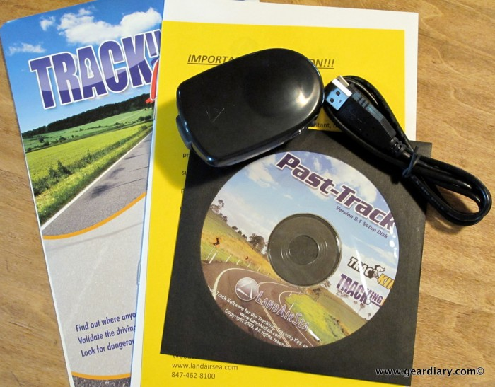 The LandAirSea TrackingKey Pro Micro GPS Tracking System Review