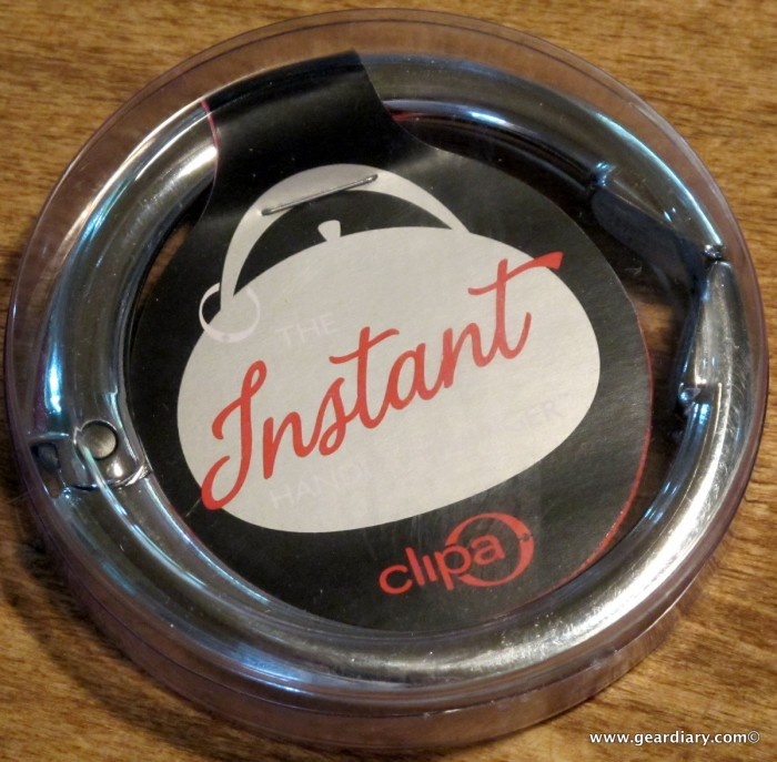 The Clipa Instant Handbag Hanger Review