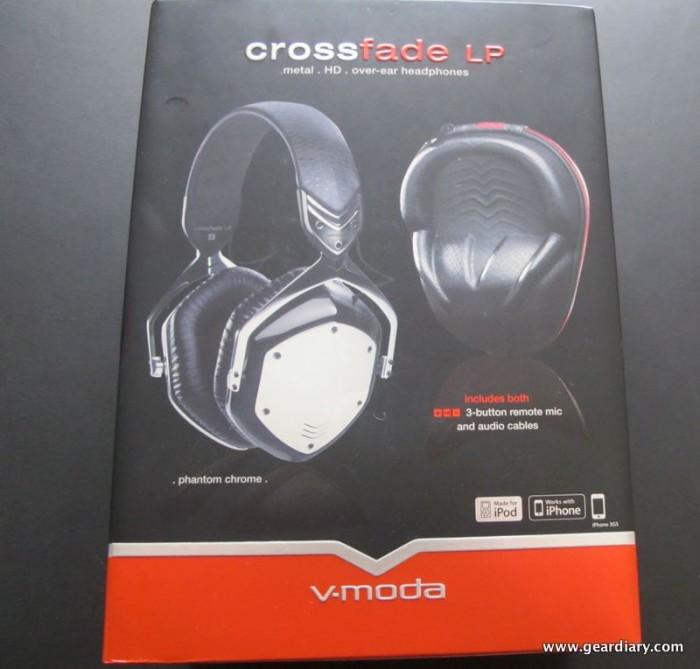 V-MODA Crossfade LP Review