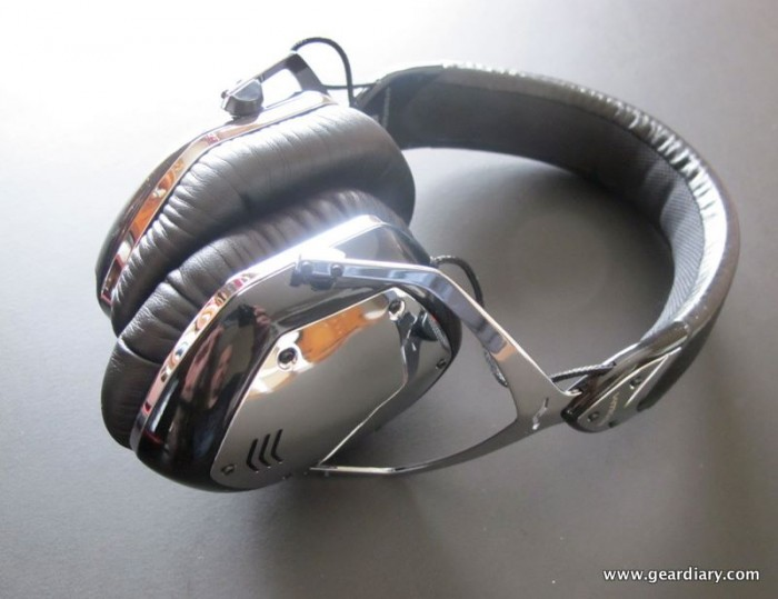 Review:  V-MODA Crossfade LP