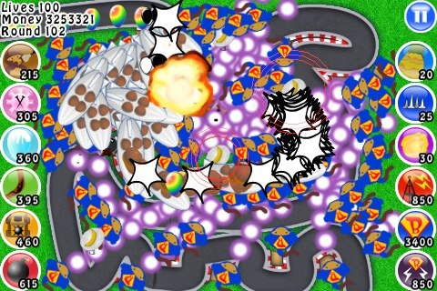 Bloons TD Lite for iPhone/Touch App Review