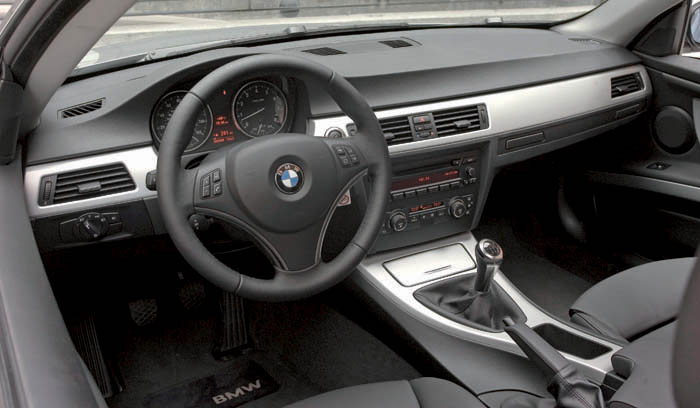 Bimmer not a bummer, just different drummer: BMW 335i coupe
