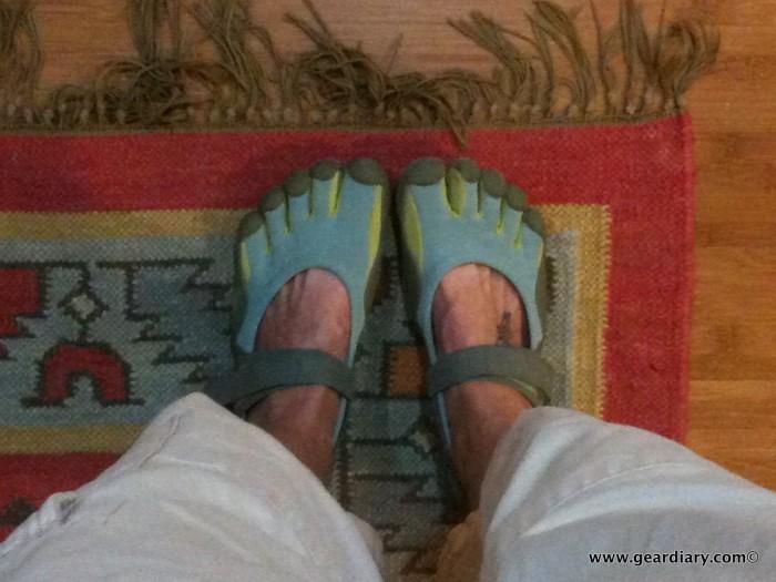 C25K Week 3: Protect Those Feet
