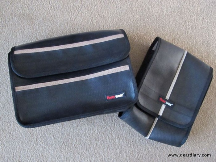 Review:  Feuerwear Scott Laptop Bag, Each Has A Story To Tell