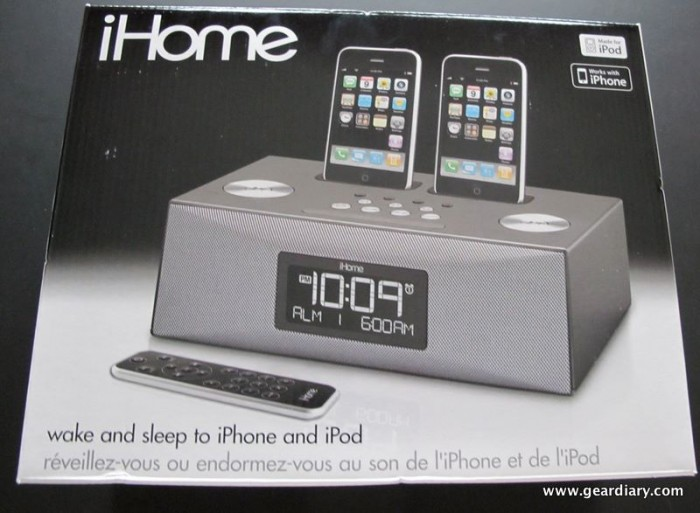 Review:  iHome iP88