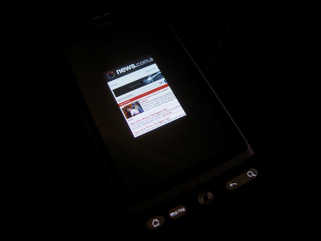 HTC Android Devices Screenshotting Your Browsing?