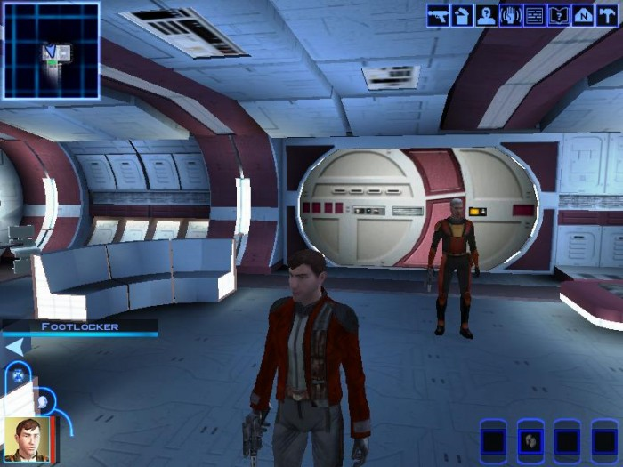 The Netbook Gamer: Star Wars Knights of the Old Republic (2003, RPG)  The Netbook Gamer: Star Wars Knights of the Old Republic (2003, RPG)