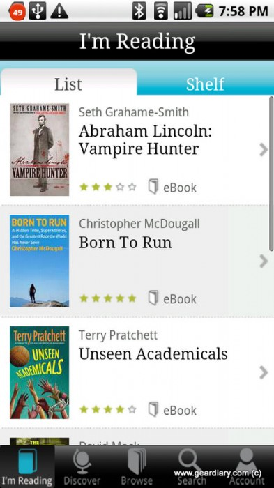 Kobo Android App Review  Kobo Android App Review