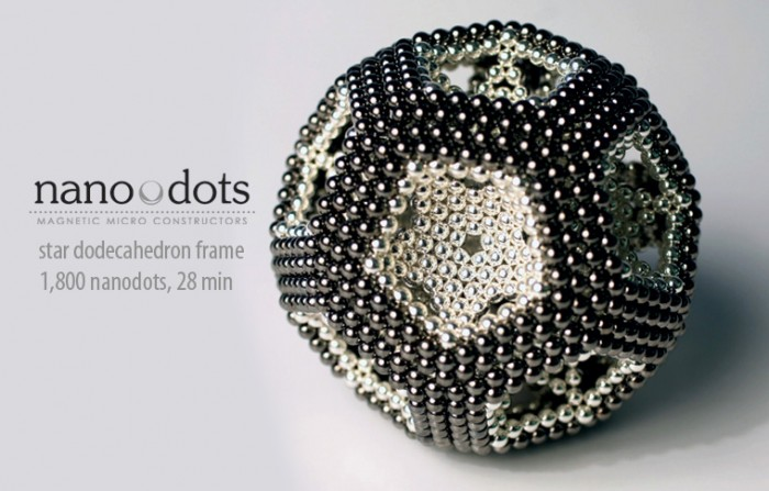 Fun with magnetism: Nanodots