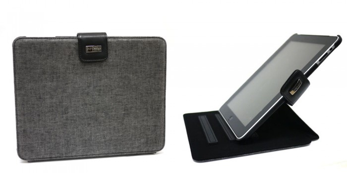 JAVOedge Axis Case for iPad: Don't Judge a Book By Its Cover