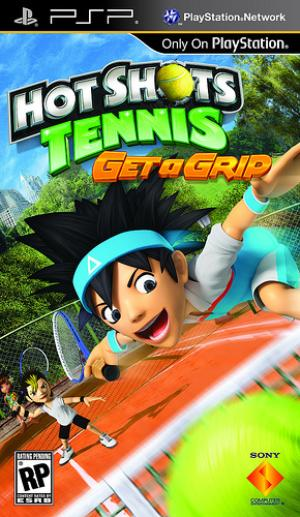 PSP Game Review: Hot Shots Tennis: Get a Grip!